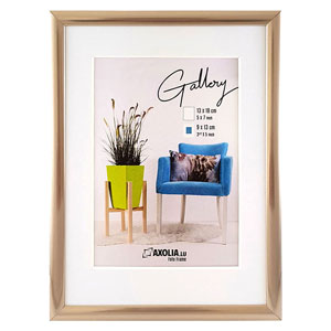 Cadre 13x18 Champagne Galery