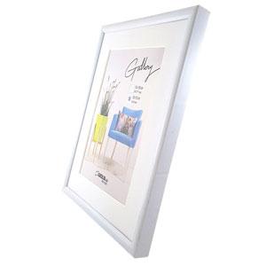 Cadre 15x20 Blanc Gallery