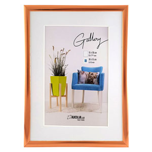 Cadre 15x20 Cuivre Galery