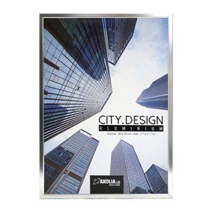 Cadre City Design en Aluminium 20x30 cm
