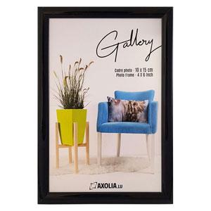 Cadre Gallery 10x15 Noir