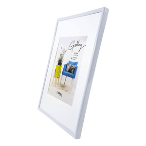 Cadre gallery 20x30 Blanc