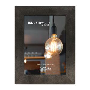 Cadre Industry Steel 13x18 cm acier