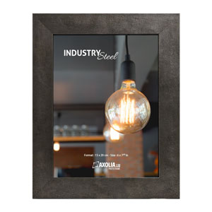Cadre Industry Steel 15x20 cm acier