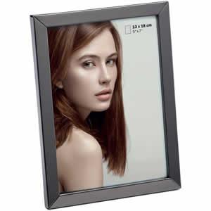 Cadre photo métal 15X20 Nora antracite