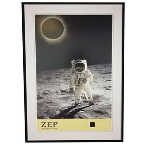 Cadre 21x29,7cm Noir A4 galerie