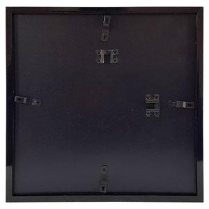 Cadre 30x30 Noir Gallery