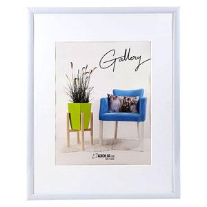 Cadre 60x80 Blanc Gallery