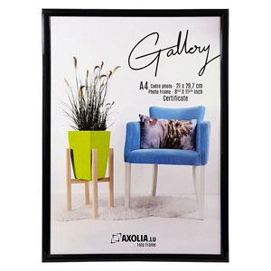 Cadre A4 Noir Gallery