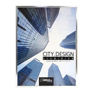Cadre City Design Aluminium 30x40 cm