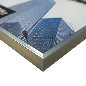 Cadre City Design en Aluminium 30x45 cm
