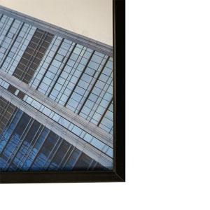 Cadre City Design en Aluminium 40x60 cm Noir