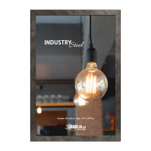 Cadre Industry Steel 40x60 cm acier