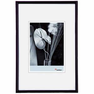 Cadre photo classique 24x30 noir