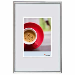 Cadre photo classique 60x80cm couleur alu
