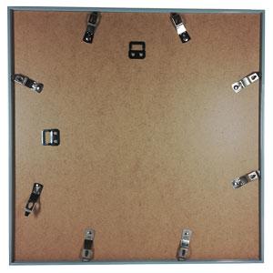 cadre photo format carr 40x40 alu zep. Black Bedroom Furniture Sets. Home Design Ideas