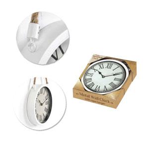 Horloge métal et corde