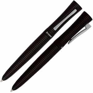 Stylo roller Vuarnet OLYMPIC noir mat
