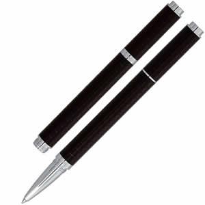 stylo roller Vuarnet Star Quadri noir