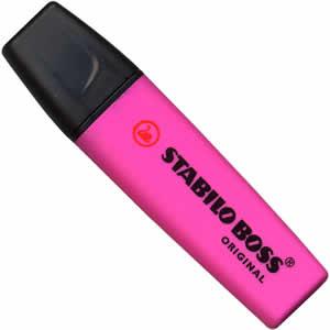 Surligneur Stabilo Boss original lilas